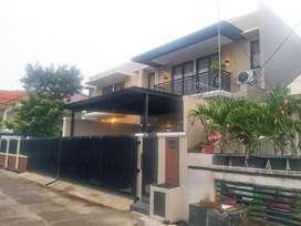 Rumah Mewah & Cantik. Design Minimalis di Jatiwaringin. Kompl. BDN.