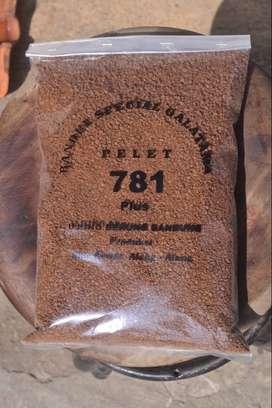 Pelet Bandul 781 Plus Standard