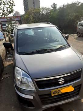 Maruti Wagonr petrol cng 2017 t permit