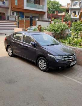 Honda City 2012 well maintained.