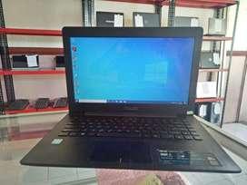 Asus X453SA Intel Celeron N3050 Ram 4gb Hdd 500Gb