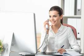 Receptionist and Student Counsellor (Female)