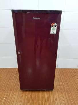 Panasonic 190ltr single door refrigerator with warranty.