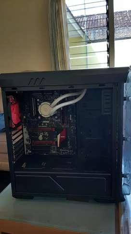 Jual Motherboard MSI Z170A Tomahawk LGA1150 Sepaket Sesuai Foto