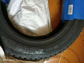 Tubeless New pack activa 125cc TVs tyres 90/100/10 53j