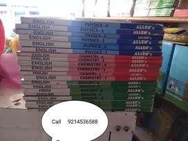 Allen Kota neet IIt study material old book's