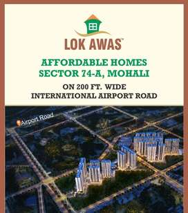 2Bhk Ultima Flat Confirmed Allotment 7th Floor (Transfer)