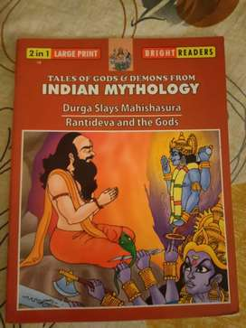 Tales of gods and demons from Indian mythology