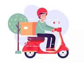 Delivery executive required