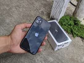 IPhone 11 64Gb ibox joss mantap pemakaian 4 hari