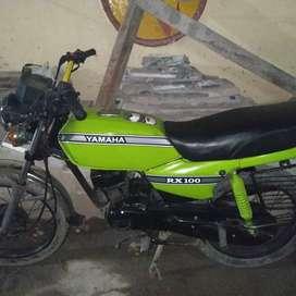 Suzuki  samurai modified to rx 100