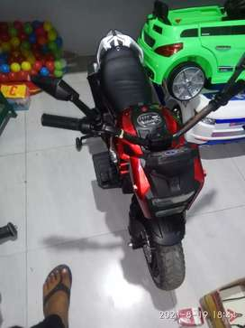 Honda trel anak