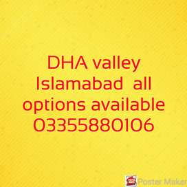 Daffodil 5 Marla 12 paid for sale  DHA valley Islamabad all dues paid
