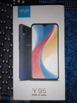 VIVO Y95 BRAND NEW PHONE 4GB RAM 64 GB storage