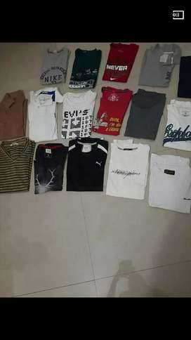 T shirts for sale small medium size S and M size