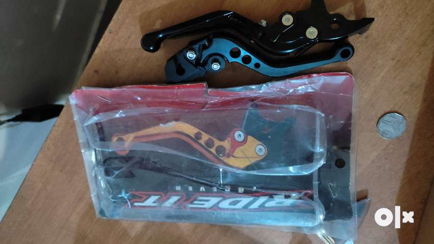 New Foldable and adjustable lever for ns/as200 /pulsar 150&180