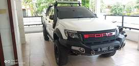 FORD RANGER Double Cabin  4X4 XLS 2014