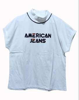 Kaos Remaja Putih