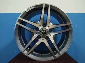 velg mercy HSR ring16x75 hole5x112 et35 tipe Berlin