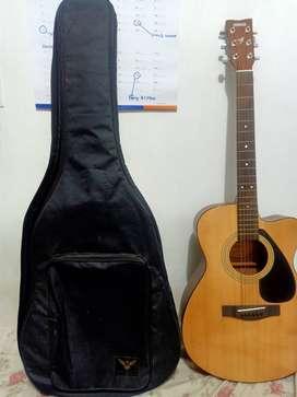 Guitar Yamaha FS 100C Original + Softcase