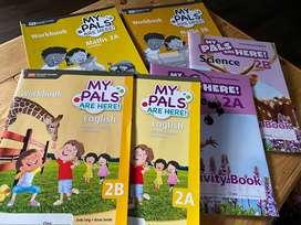 My Pals - Workbook Grade 2