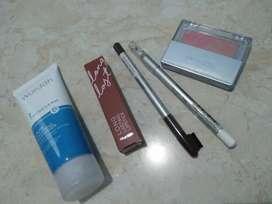 Makeup wardah beauty