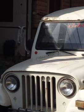 Mahindra Marshal 2000 Diesel 87000 Km Driven