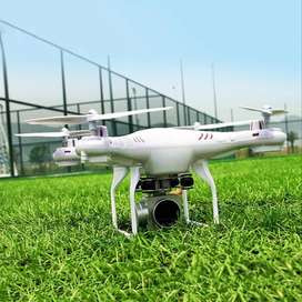 Drone wifi hd Camera with app remote all accesories  Contact- 698