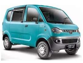Booking for my mini van