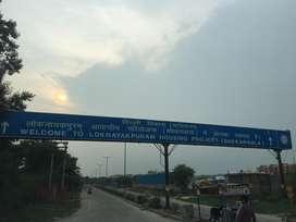 Loknayakpuram DDA free hold flat for sale
