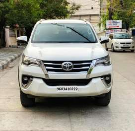 Toyota Fortuner 2.8 4WD AT, 2019, Diesel