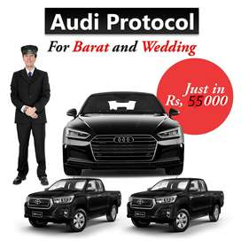 Luxury Cars for Barat and Wedding Functions in Lahore