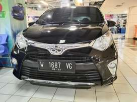 Toyota Calya 1.2 G manual 2018