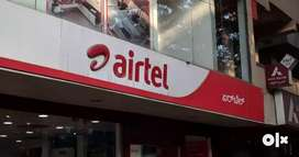 Airtel hiring for domestic process