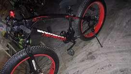 Jaguar fat bike