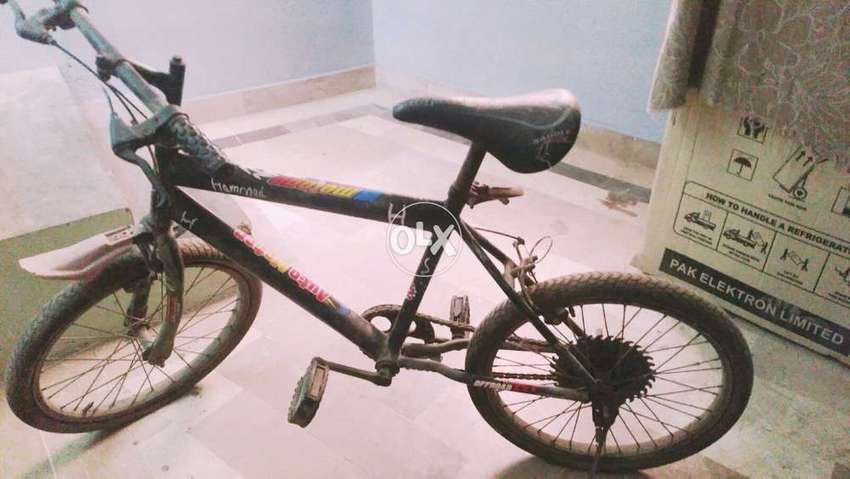 Cycle for sale in 1500 rupee 0