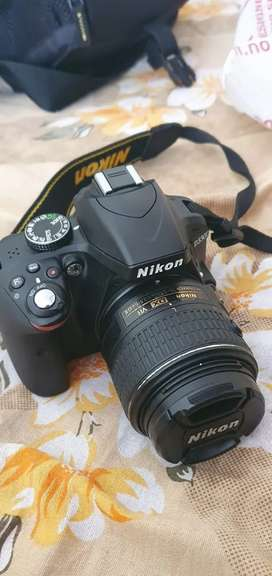 Nikon 3300D