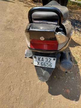 I want to sell my honda dio new tyres nd battery
