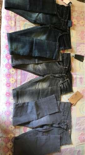 Jeans 21 pieces