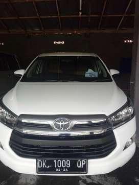 Kijang Innova Reborn G diesel 2019 manual asli Bali putih terawat