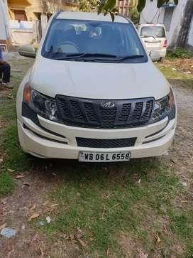 Mahendra xuv500. W8 . Full mainten car.