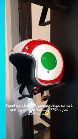 Helm piagio vespa original
