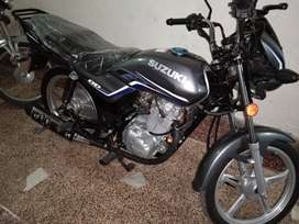 Suzuki gd110s grey color 9.5/10 condition