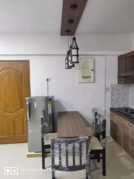 1BHK fully furnished flat near infopark