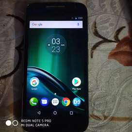 moto g play 2gb with 16gb black color
