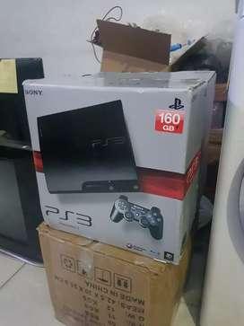 Playstation 3 slim 160GB New Refurbish Garansi 3 Bulan