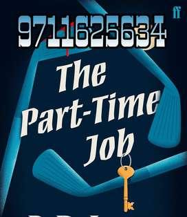 Vacancies are open now.. Best part time work