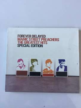 CD Musik: Manic Street Preachers, album: Forever Delayed Greatest Hits