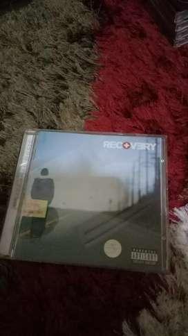 CD Ori Eminem Recovery