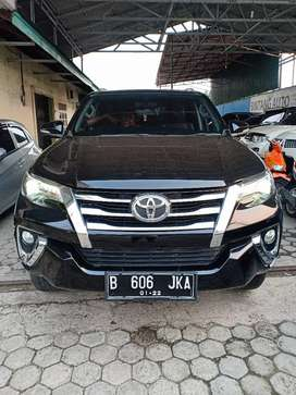 Toyota Fortuner VRZ at 2016
